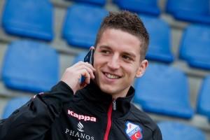 ドリース・メルテンス(PSV・ベルギー代表)