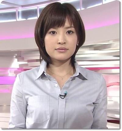 小熊美香アナの旦那と子供について!ミニの美脚画像とカップは?髪型 ...