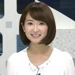 中島芽生アナのカップや熱愛彼氏を調べた結果wちら画像や高校は?