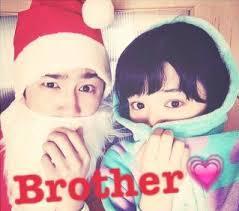 永野芽郁と兄の画像