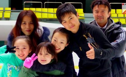 本田真凜の家族画像