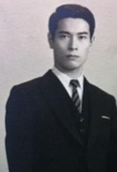 伊勢谷友介の父親の画像