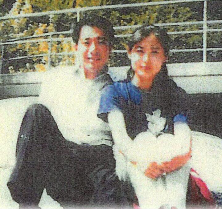 前原誠司と北朝鮮美女の画像