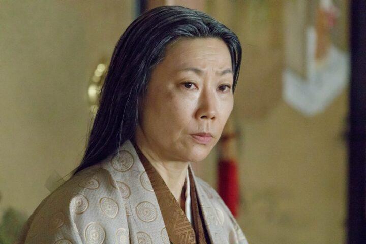 峯村リエが演じる大蔵卿局の画像