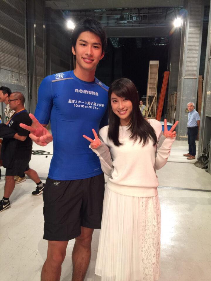 野村祐希と土屋太鳳の画像