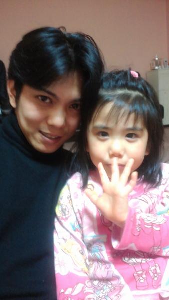 富田靖子の子供の画像