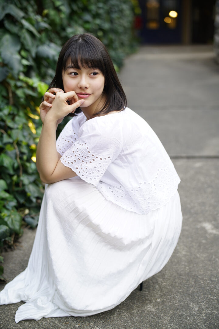 矢崎希菜の画像