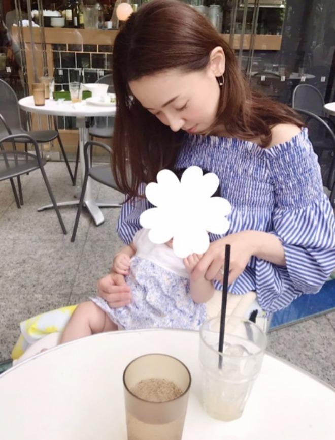 丸田佳奈の子供画像