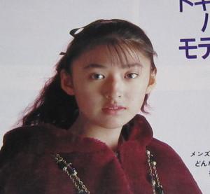 松雪泰子の若い頃の画像