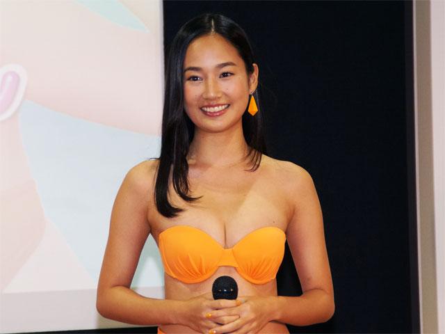 ファッションモデルの高嶋香帆さん