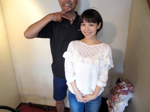 吉谷彩子の画像