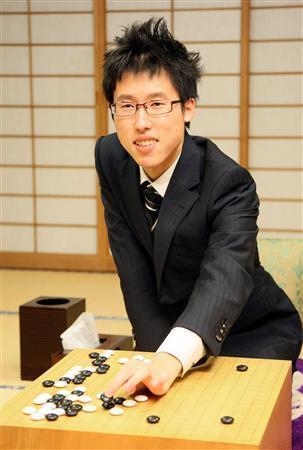 井山裕太の画像