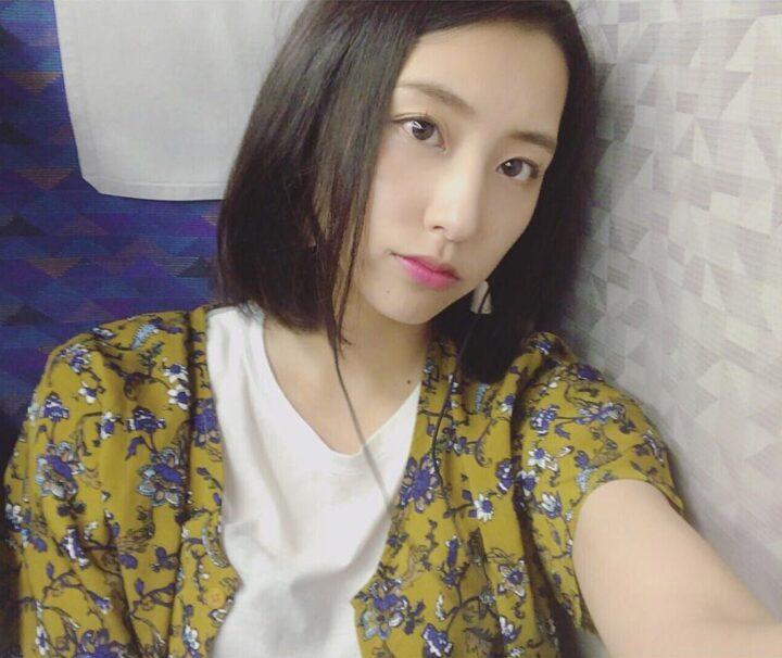 下京慶子のインスタ画像