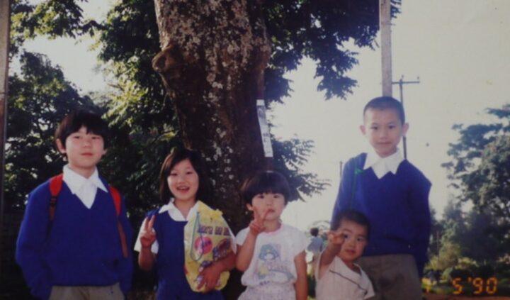 塩尻美智子の子供画像