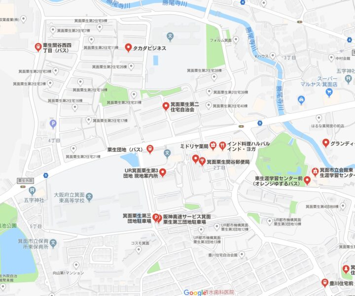 筒井歩夢の事件現場画像