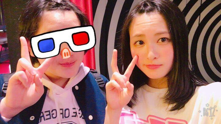 北村優衣と妹の画像