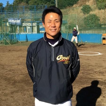 中川将志(暁星国際高校野球部監督)の顔画像