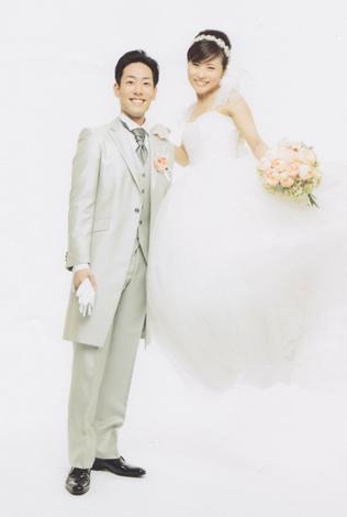 中村勘九郎と前田愛の画像