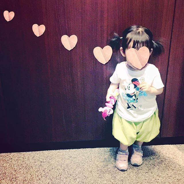大和田美帆の娘の画像