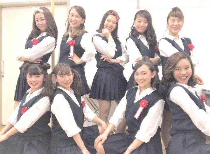 登美丘高校ダンス部の画像