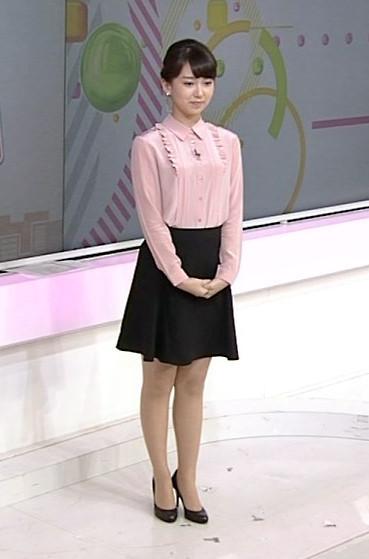 和久田麻由子の美脚画像
