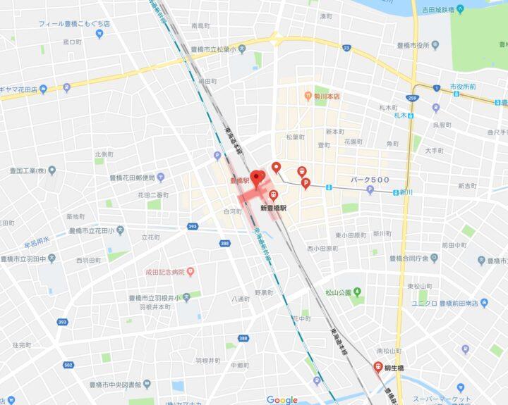豊橋駅殺害予告
