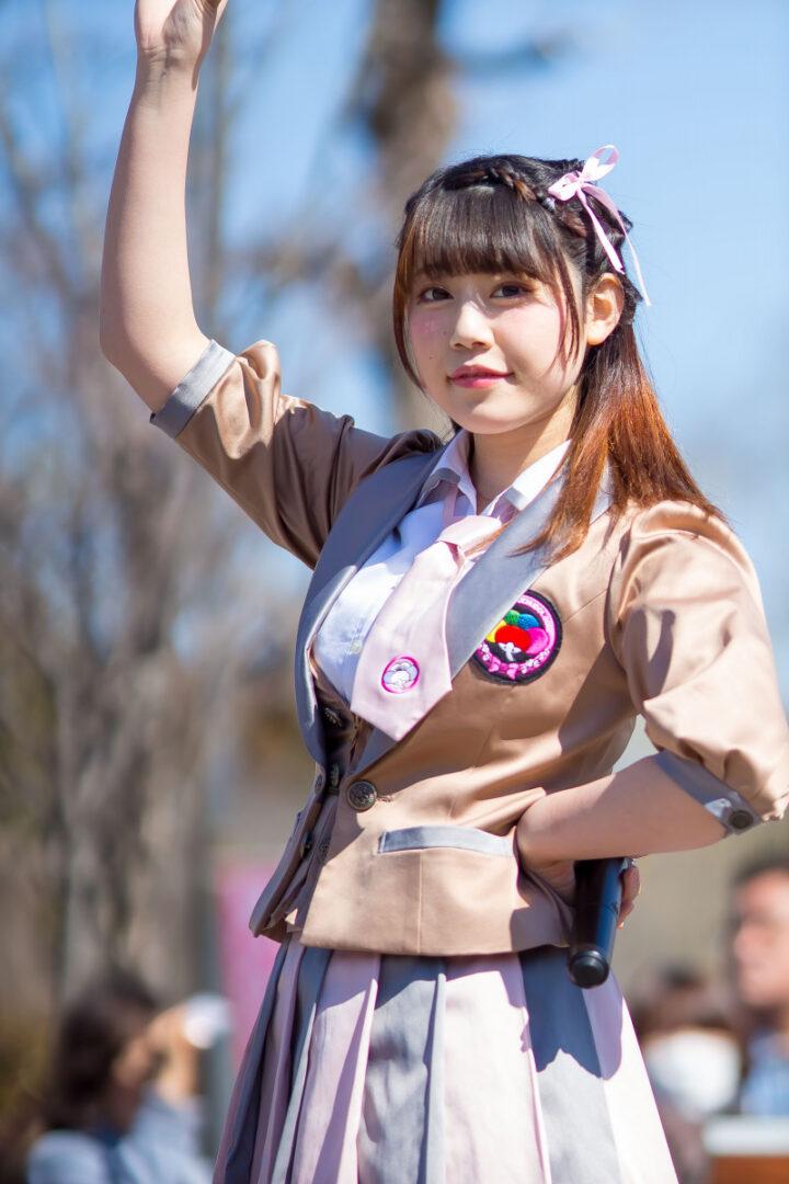 水戸ご当地アイドルのうめの画像