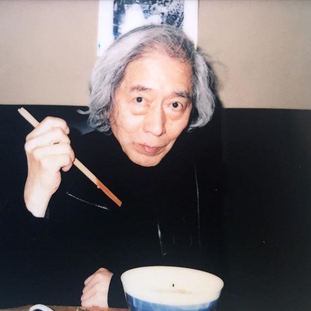 ソノヤ・ミズノの父親の画像