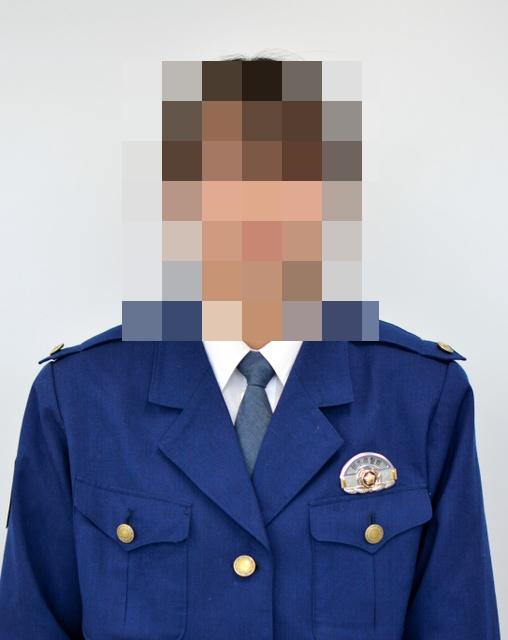 23歳女性巡査の画像
