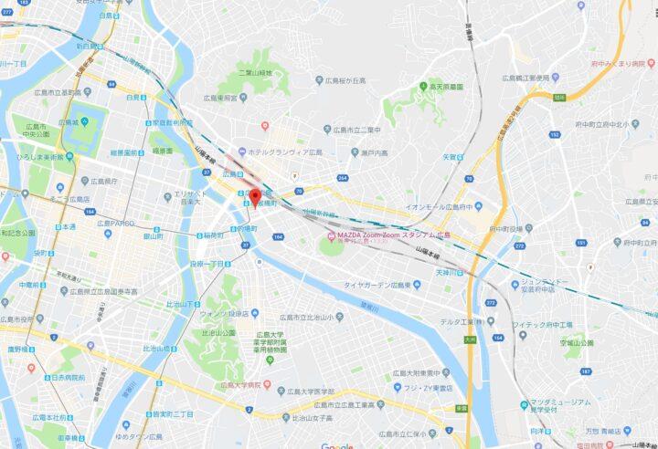 平尾龍磨の逮捕場所