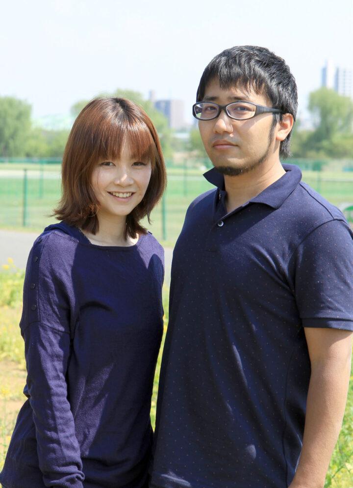 小川晃代の夫の画像